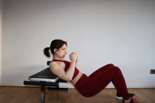 Exécution du Hip Thrust